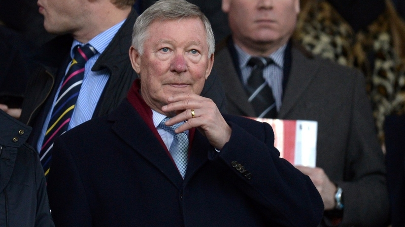 Sir Alex Ferguson wraca do zdrowia po wylewie