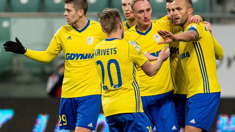 piłkarze Arki Gdynia