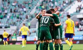 Ekstraklasa: Śląsk rozbił Arkę i awansował o cztery pozycje