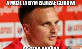 Sławomir Peszko zakończył reprezentacyjną karierę: Najlepsze MEMY