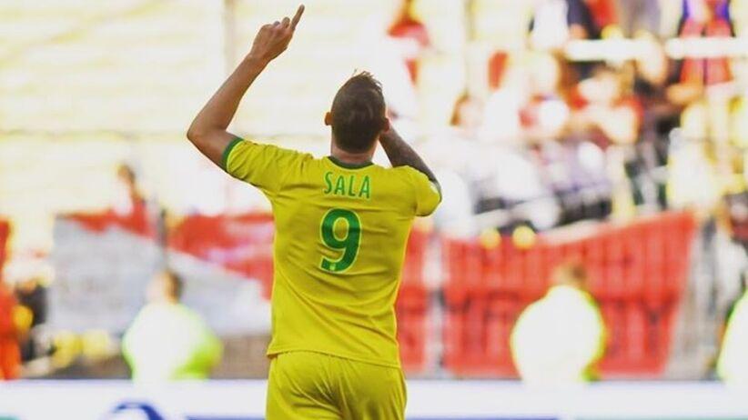 Emiliano Sala zaginiony