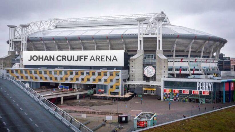 Stadion Ajaxu Amsterdam
