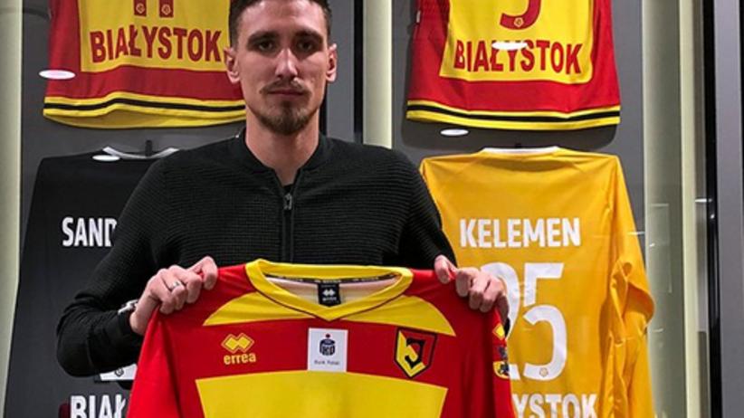 Stefan Scepovic nowym piłkarzem Jagielloni Białystok