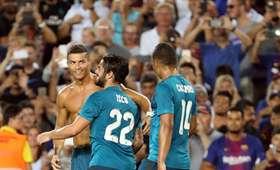Superpuchar Hiszpanii: Real wygrał na Camp Nou i jest bliżej trofeum