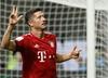 Robert Lewandowski z hat-trickiem w Superpucharze Niemiec