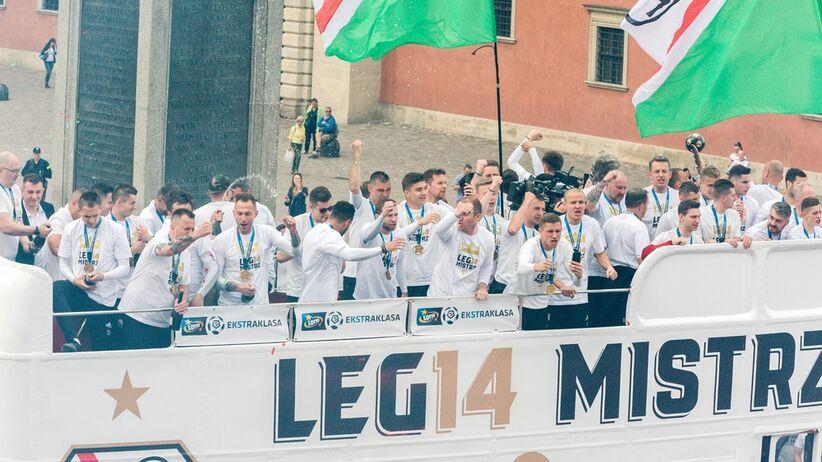 Legia i Arka zagrają o Superpuchar Polski