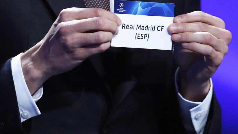Real Madryt na otwarcie LM zagra z Romą