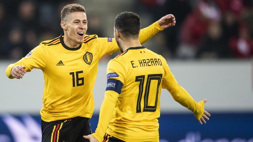 Thorgan Hazard pilkarzem Borussii Dortmund