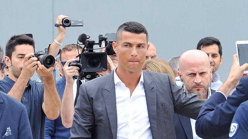 Kibice mieli udział w transfeze Ronaldo do Juventusu