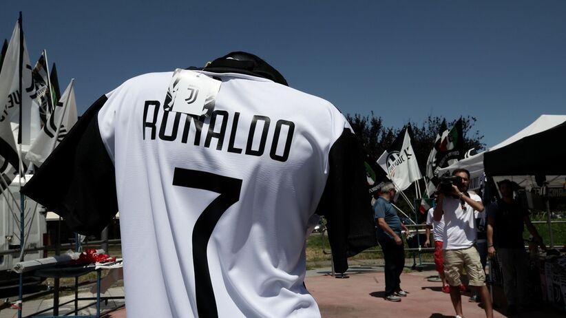 Transfer Ronaldo do Juventusu doprowadził do strajku w fabryce Fiata