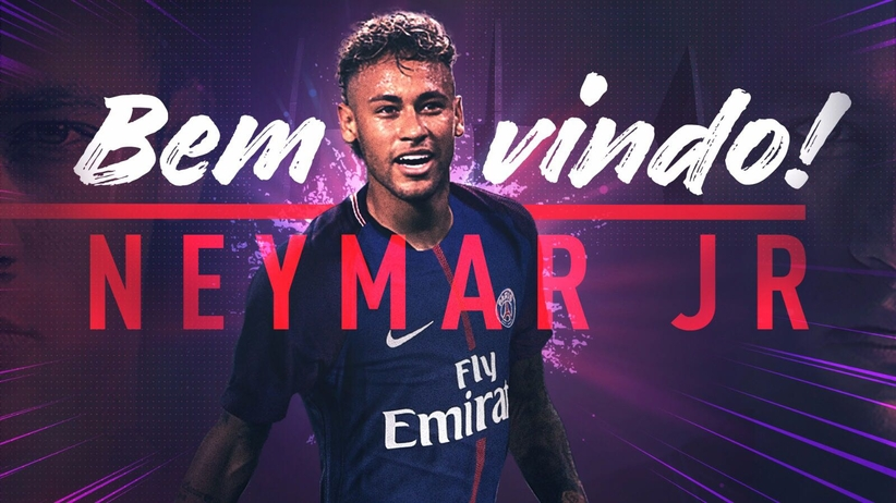 Neymar w PSG