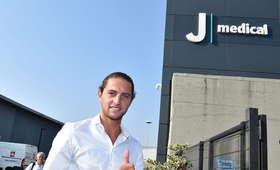 Adrien Rabiot piłkarzem Juventusu
