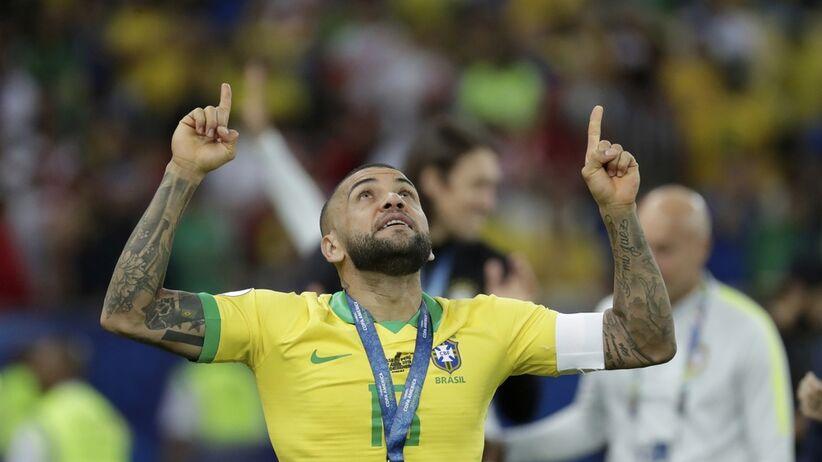 Dani Alves piłkarzem Sao Paulo FC