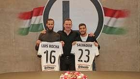 Legia Warszawa ogłosiła nazwiska dwóch nowych piłkarzy