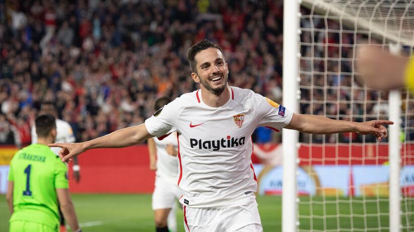 Pablo Sarabia piłkarzem PSG