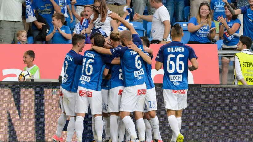 Rekordowy transfer w Ekstraklasie! Talent odchodzi z Lecha Poznań