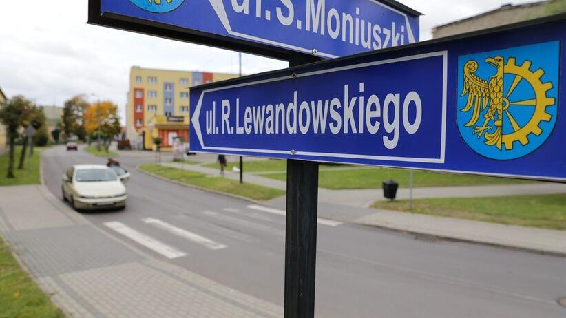 Ulica Roberta Lewandowskiego
