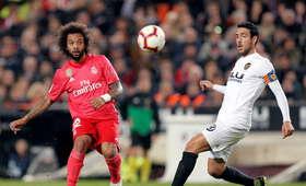 Valencia - Real Madryt