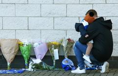 Kibice Leicester żegnają zmarłego właściciela klubu (3)