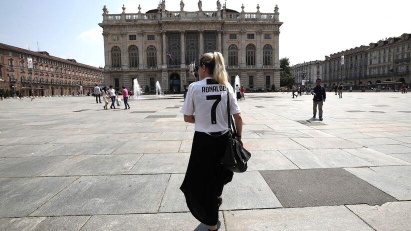 Koszulki Ronaldo idą jak świeże bułeczki