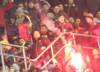 Szwajcarski kibic pójdzie do więzienia za rzucanie rac na boisko