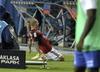 Ondrasek cieszy się z gola w meczu Wisła Kraków - Wisła Płock