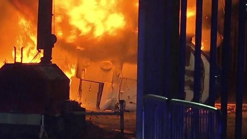 Reuters: Właściciel Leicester City był na pokładzie helikoptera