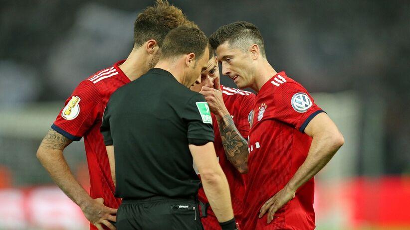 Felix Zwayer poprowadzi mecz Włochy - Polska