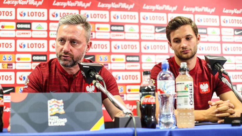 Jerzy Brzęczek i BaRtosz Bereszyński