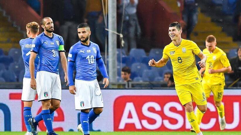 Włochy - Ukraina