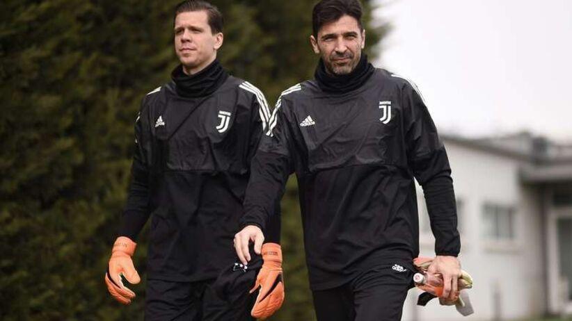 Szczęsny i Buffon