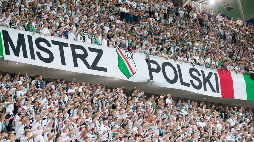 Tytułu mistrza Polski broni Legia Warszawa
