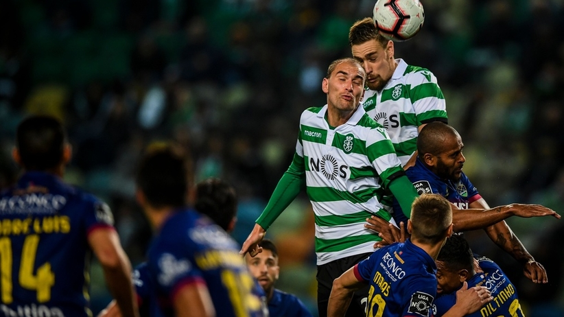 Były prezes Sportingu zatrzymany