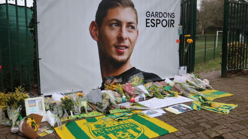 Świat futbolu wstrząśnięty zaginięciem Emiliano Sali