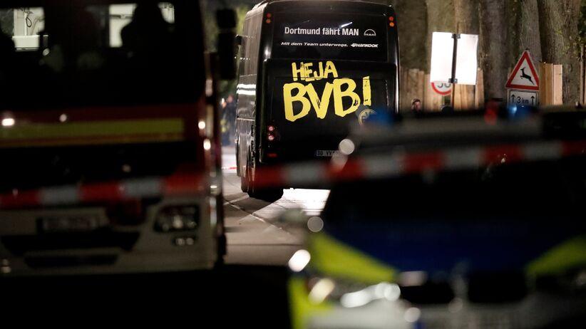 Atak na Borussię Dortmund