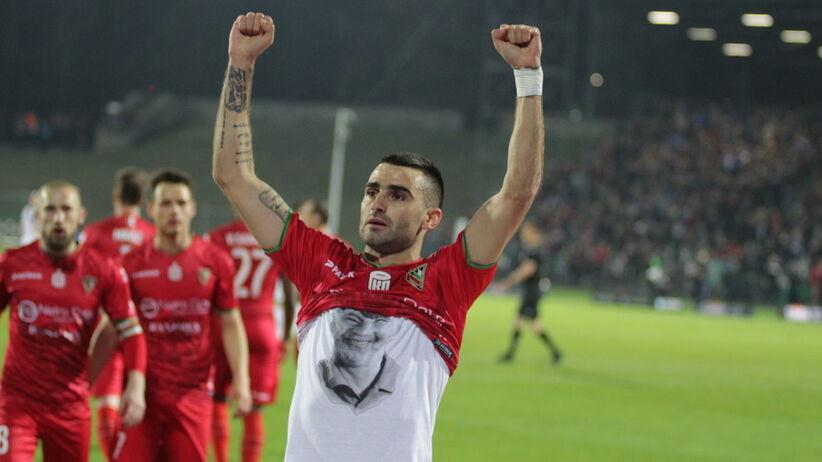 Żarko Udovocić piłkarzem Lechii Gdańsk