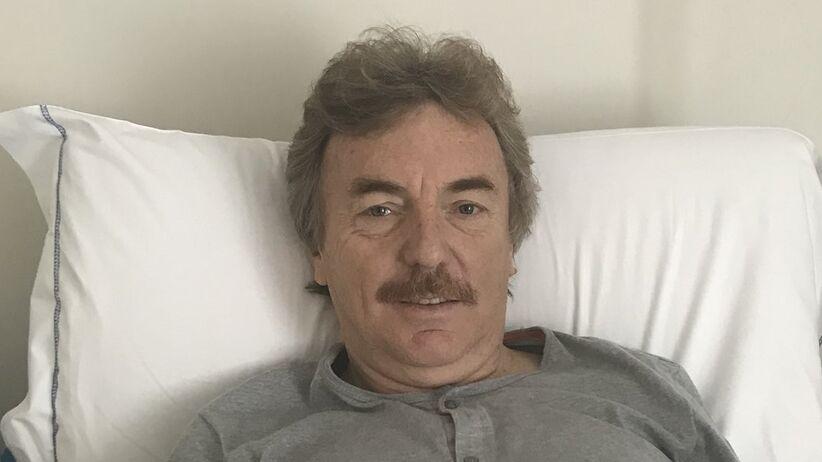 Zbigniew Boniek w szpitalu