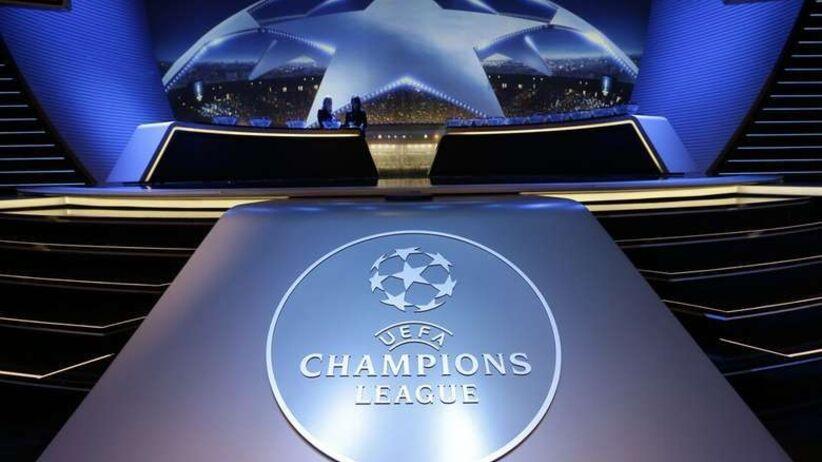 Losowanie Ligi Mistrzów