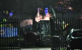 Katastrofa śmigłowca właściciela Leicester
