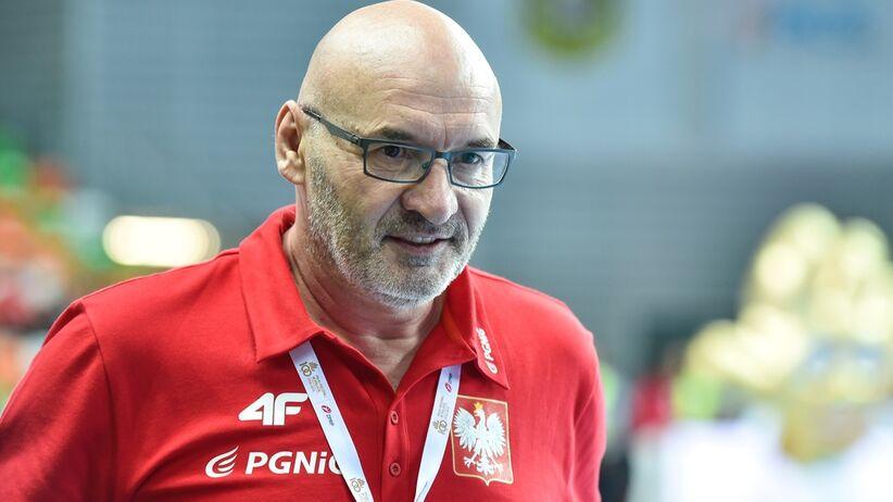 Leszek Krowicki zwolniony z funkcji trenera reprezentacji Polski piłkarek ręcznych
