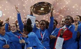 Francuzki mistrzyniami Europy