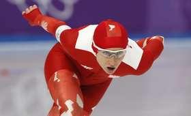 Luiza Złotkowska łyżwiarstwo Pjongczang