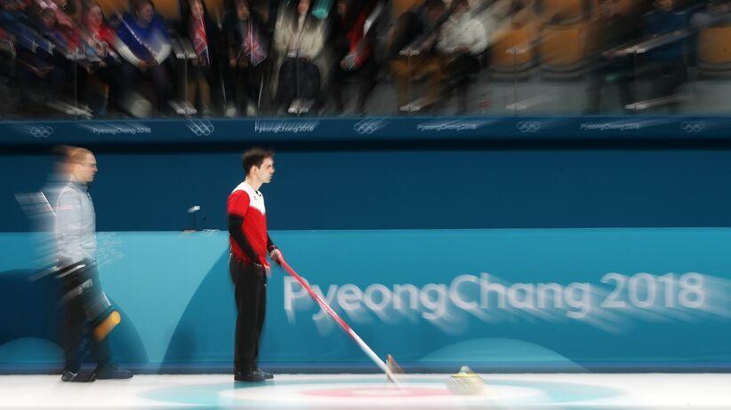curling, Pjongczang 2018