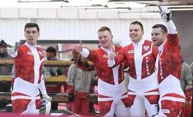 polscy bobsleiści w Pjongczangu z historycznym wynikiem