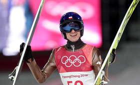 Kamil Stoch mistrzem olimpijskim w Pjongczangu