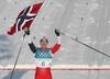 Marit Bjoergen na igrzyskach w Pjongczangu