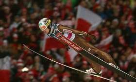 Pomysł na reformę skoków narciarskich. Powinna liczyć się tylko odległość?