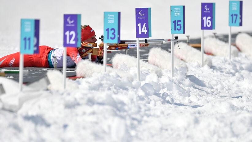 Iweta Faron na igrzyskach paraolimpijskich
