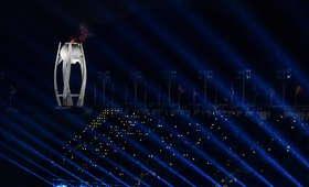 ceremonia zamknięcia igrzysk paraolimpijskich w Pjongczangu
