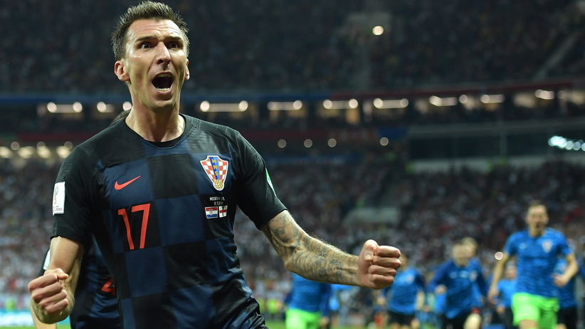 Anglia - Chorwacja